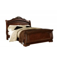 Кровать Ashley King North Shore B553-76-78-79