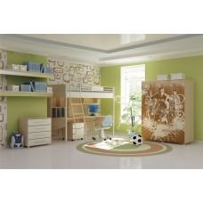 Детская комната Бриз M 16-1
