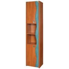 Детский книжный шкаф Теремок Капитан КН-43
