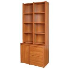 Детский книжный шкаф Теремок Капитан КН-5