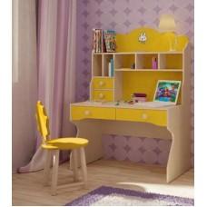 Детский письменный стол Теремок Кнопочка 55S002