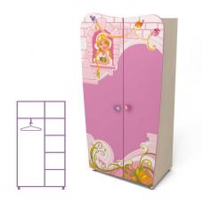 Детский шкаф Бриз CN 02-2