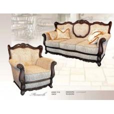 Диван индивидуальный Мебельная Лавка Monarch классика