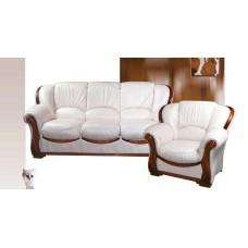 Диван индивидуальный Мебельная Лавка Oxford белый