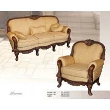 Диван индивидуальный Мебельная Лавка Premier резьба