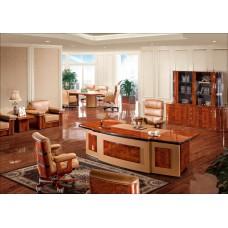 Кабинет на заказ Мебельная Лавка 007 классика