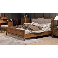 Кровать Мебус Палермо высокое изножье