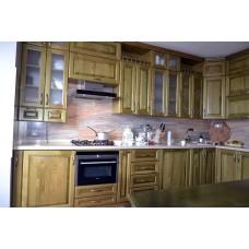 Кухня Мебельная Лавка Дерево 1