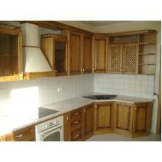 Кухня Мебельная Лавка Дерево 2