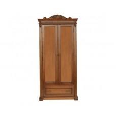 Шкаф 2-х дверный Мебус Галиция 2Д/1Ш - К40