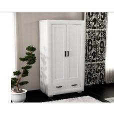 Шкаф 2-х дверный Радо Магия чисел с ящиками