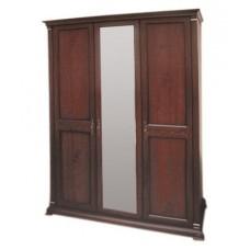Шкаф 3-х дверный ЕвроДом Dominica 9901