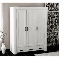 Шкаф 3-х дверный Радо Магия чисел с ящиками