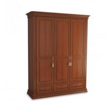 Шкаф 3-х дверный Радо Омега Люкс с ящиками
