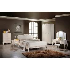 Спальня Domini (Домини) Богемия античный белый