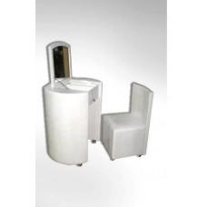 Туалетный столик Bisso T трансформер
