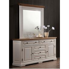 Туалетный столик Domini (Домини) Калифорния +зеркало