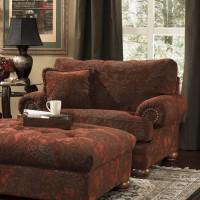 Кресло Ashley Burlington-Sienna 3260123