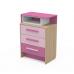 Детская комната Бриз КВ розовая