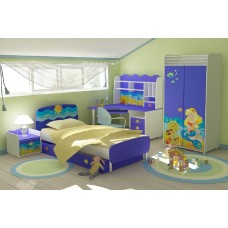 Детская комната Бриз Od 11-1