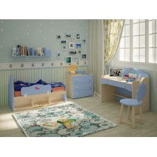 Детская комната Теремок Кнопочка 55K005