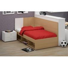 Детская кровать Теремок Мегаполис 53K125/53K135