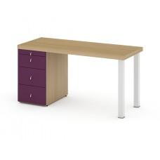 Детский письменный стол Теремок Мегаполис 53S002