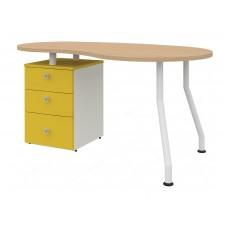 Детский письменный стол Теремок Солнечный город 51S001