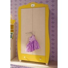 Детский шкаф Теремок Кнопочка 55H002