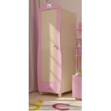 Детский шкаф Теремок Кнопочка 55H003