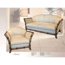 Диван индивидуальный Мебельная Лавка Naomi бамбук