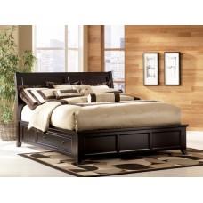 Кровать Ashley Queen Martini Suite с ящиком B551-74-75L-75R-77