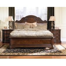 Кровать Ashley Chamblee King  -56-58-97 B684