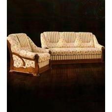 Комплект мягкой мебели Мебус Эдельвейс 3+1+1