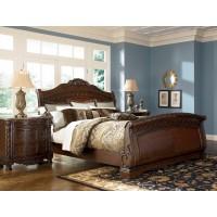 Кровать Ashley Queen North Shore B553-74-75-77 (новая модель)