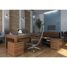 Кабинет на заказ Мебельная Лавка 005 Модерн