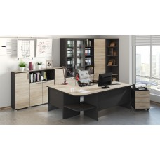 Кабинет на заказ Мебельная Лавка 001 Модерн