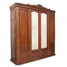 Шкаф 2-х дверный Эконит Венеция Дубовый