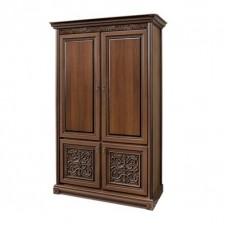 Шкаф 2-х дверный Світ меблів Лацио 2Д