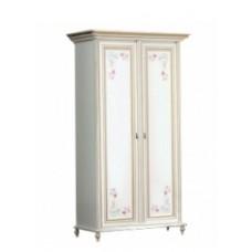 Шкаф 2-х дверный Світ меблів Сорренто 2д