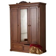 Шкаф 3-х дверный Мебус Галиция 3Д2Ш