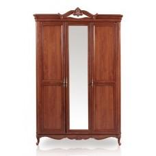 Шкаф 3-х дверный ЕвроДом Palermo черешня