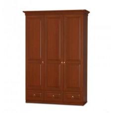 Шкаф 3-х дверный Радо Омега прямой