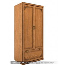 Шкаф 2-х дверный Мебус Rich Artгардеробный 2д1д