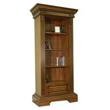Шкаф книжный Мебус Каролина 1Ш-50