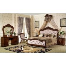 Спальня Nicolas 802 темный орех