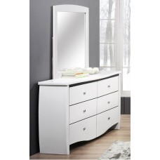 Туалетный столик Domini (Домини) Камалия +зеркало